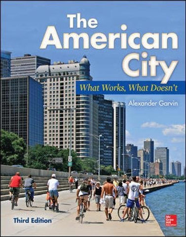 The American City: What Works, What Doesn't (P/L Custom Scoring Survey)