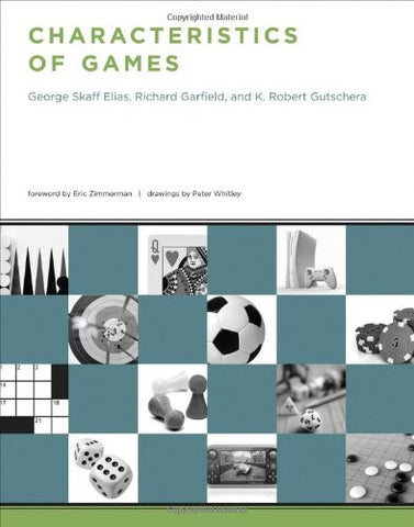 Characteristics of Games (MIT Press)