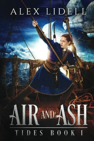 Air and Ash (TIDES) (Volume 1)