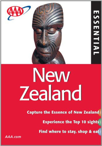 AAA Essential New Zealand (AAA Essential Guides: New Zealand)