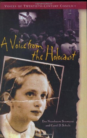 A Voice from the Holocaust (Voices of Twentieth-Century Conflict)