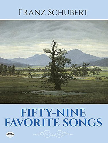 Fifty-Nine Favorite Songs (Dover Song Collections)