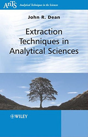 Extraction Techniques in Analytical Sciences
