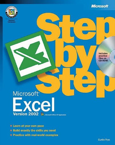 Microsoft® Excel Version 2002 Step by Step