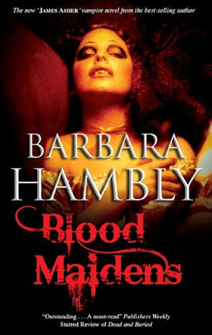Blood Maidens (James Asher Vampire)