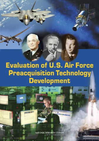 Evaluation of U.S. Air Force Preacquisition Technology Development