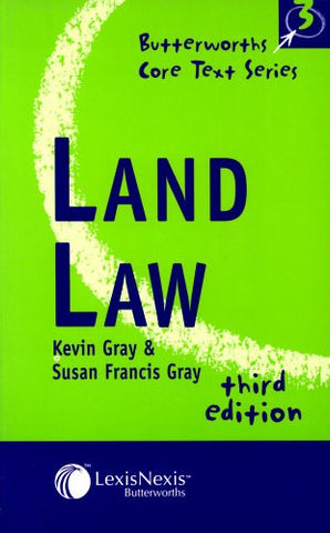 Land Law (Core Text)