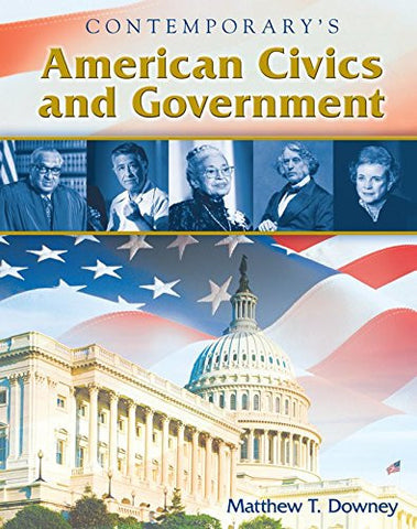 American Civics and Government, Softcover Student Edition with CD-ROM (Economics)