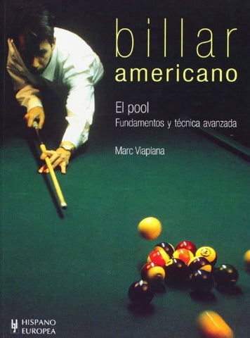 Billar americano (Spanish Edition)