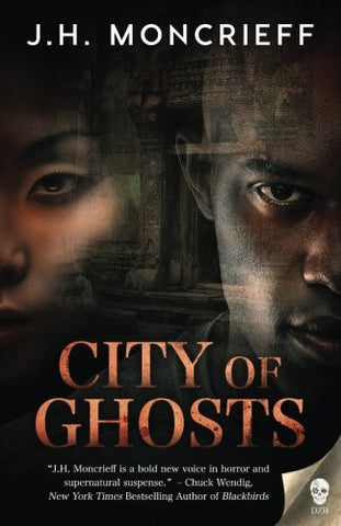 City of Ghosts (GhostWriters) (Volume 1)