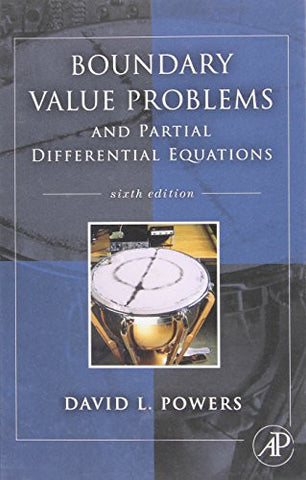 Boundary Value Problems, Sixth Edition: and Partial Differential Equations
