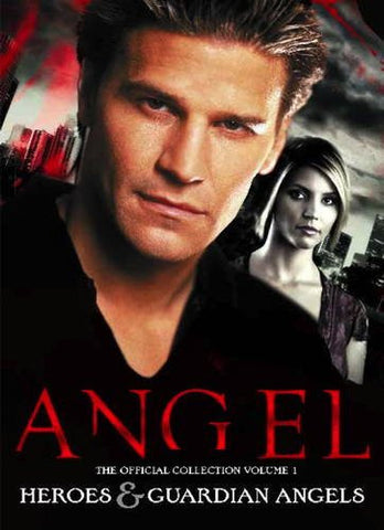 Angel: The Official Collection Volume 1 Heroes & Guardian Angels