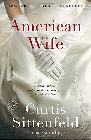American Wife: A Novel (Random House Reader's Circle)