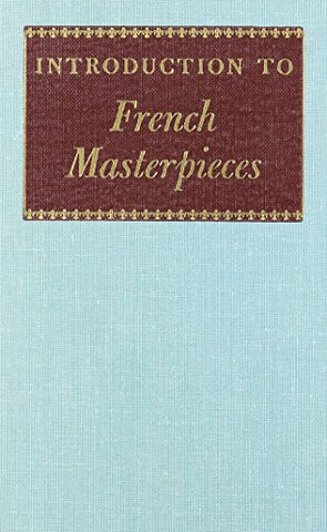 Introduction to French Masterpieces