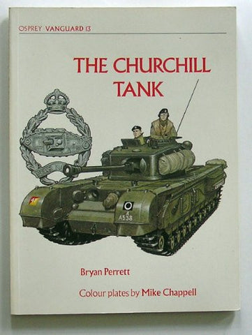 Churchill Tank (Vanguard Series #13)