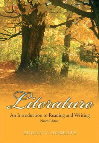 Literature: An Introduction to Reading and Writing, Backpack Edition