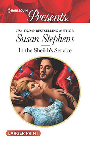 In the Sheikh's Service (Harlequin Presents)