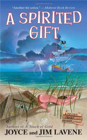 A Spirited Gift (A Missing Pieces Mystery)