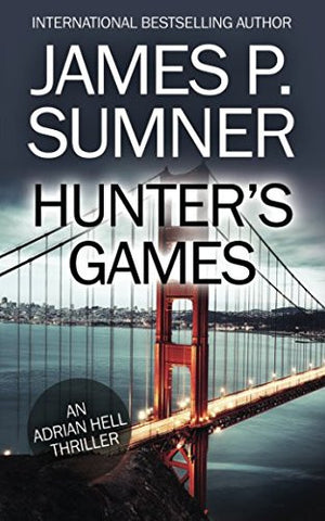 Hunter's Games (Adrian Hell Series) (Volume 2)