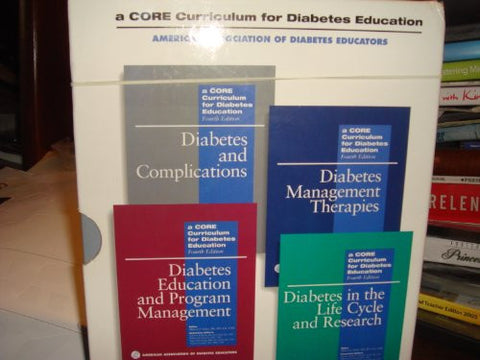 A Core Curriculum For Diabetes Education (4th edition)