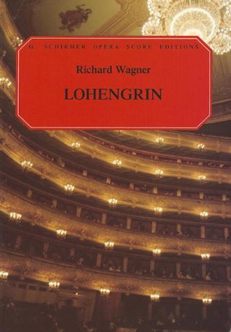 Lohengrin: Vocal Score