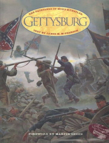 Gettysburg: The Paintings of Mort Kunstler