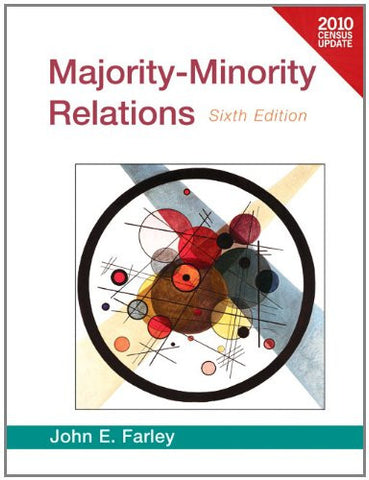 Majority-Minority Relations Census Update: (6th Edition)