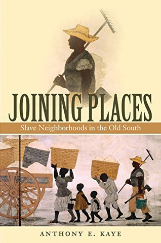 Joining Places: Slave Neighborhoods in the Old South (The John Hope Franklin Series in African American History and Culture)