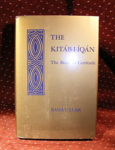 Kitab-I-Iqan, Book of Certitude