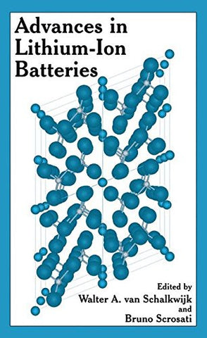 Advances in Lithium-Ion Batteries