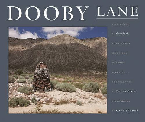 Dooby Lane: Also Known as Guru Road, A Testament Inscribed in Stone Tablets by DeWayne Williams