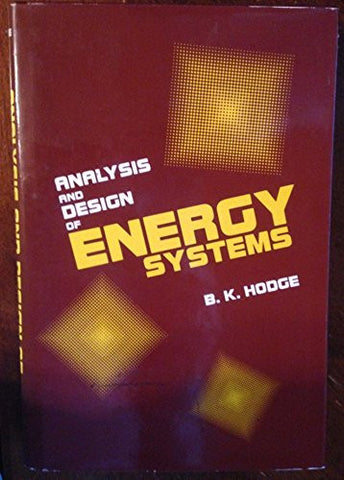 Analysis and Design of Energy Systems: (3rd Edition)