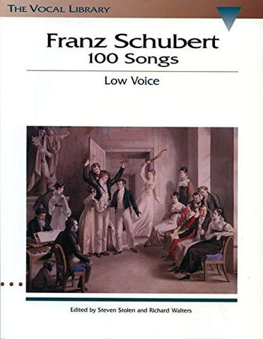 Franz Schubert - 100 Songs: The Vocal Library