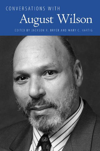 Conversations with August Wilson (Literary Conversations)