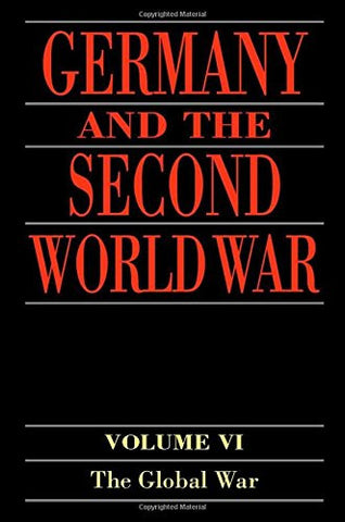 Germany and the Second World War, Vol. 6