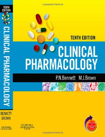Clinical Pharmacology: With STUDENTCONSULT Access, 10e