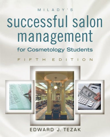 Successful Salon Management, 5E