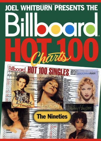 Billboard Hot 100 Charts - The Nineties