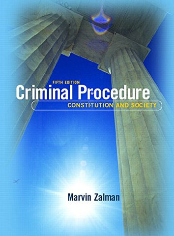 Criminal Procedure (6th Edition)
