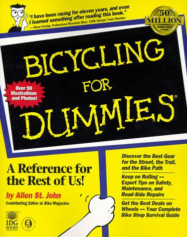 Bicycling For Dummies?