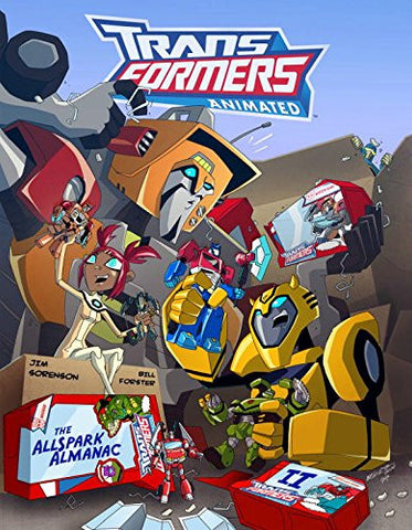 Transformers Animated: The Allspark Almanac, Vol. 2