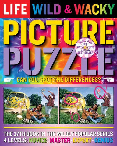 LIFE Wild & Wacky Picture Puzzle (Life Picture Puzzle)