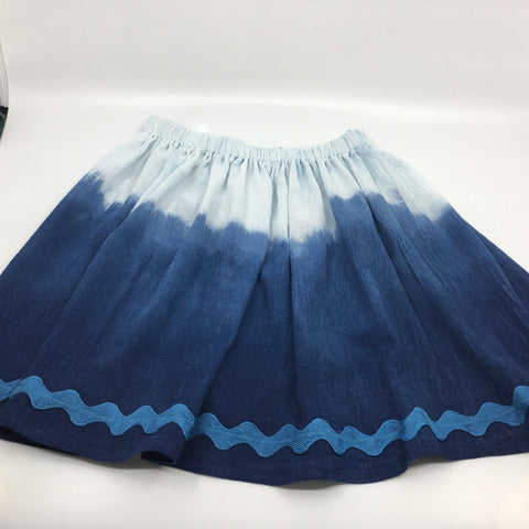 Girl's Ombré Skirt SOLD