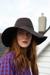 Jute Wide Brim Hat