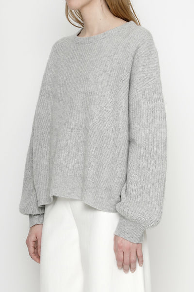 Poet Sleeves Sweater