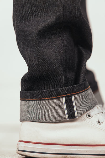 Tapered Stretch - Indigo
