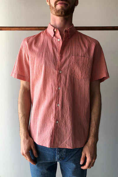 Ribeiro Cotton Short Sleeve Shirt