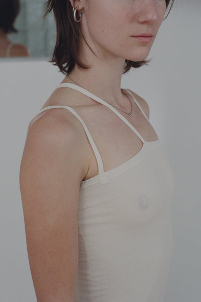 Nida Tank - Cotton RIb