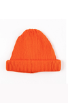 Roll Up Beanie - Safety Orange