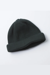 Roll Up Beanie - Black